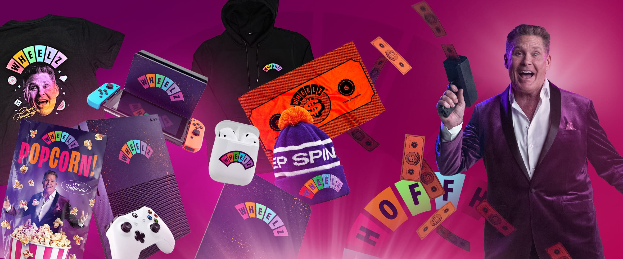 Merch Madness Brings €40K in Prizes