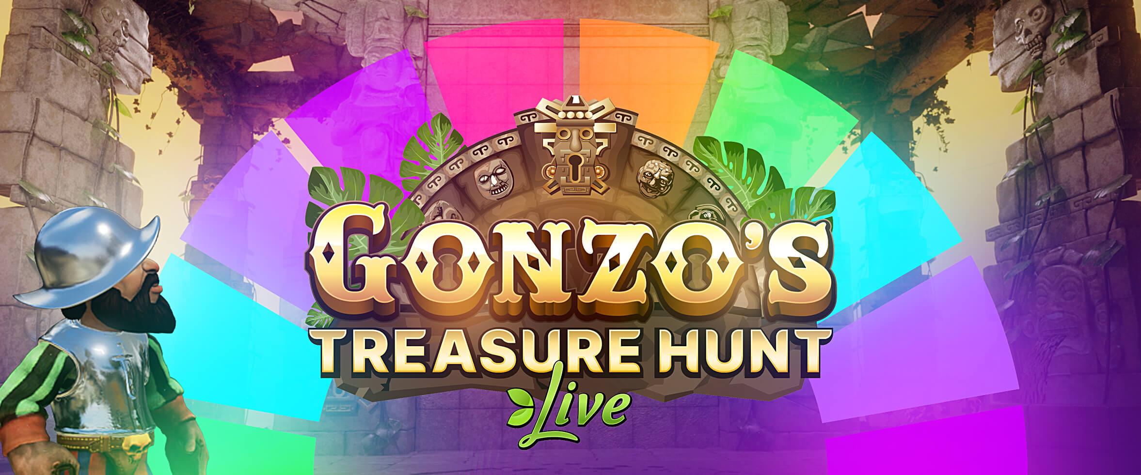 Gonzo on saapunut Live Casinolle - jaossa 10 000€ palkintopotti