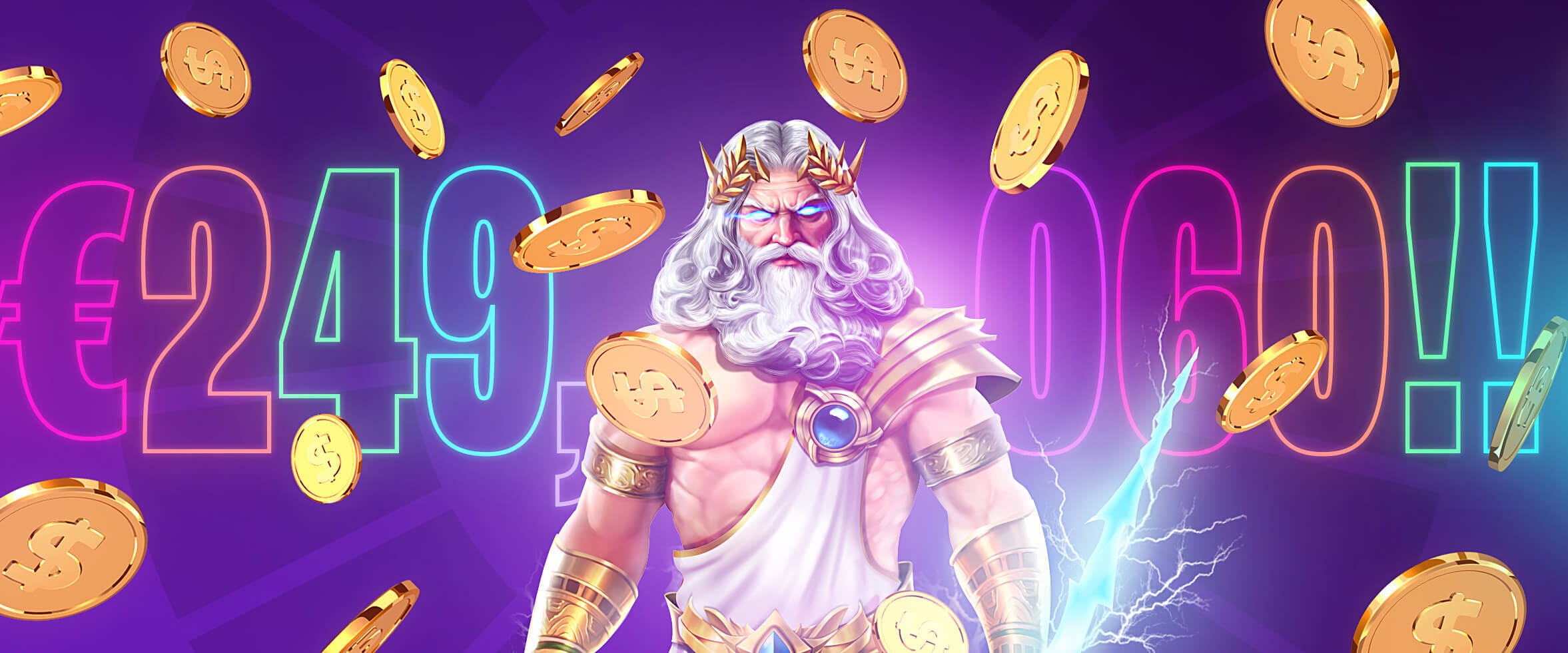 The Gates of Olympus Open to €250K Big Win!