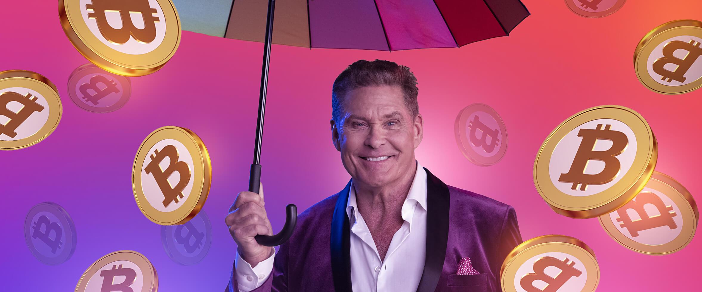 Tule mukaan Bitcoin-villitykseen Wheelzillä