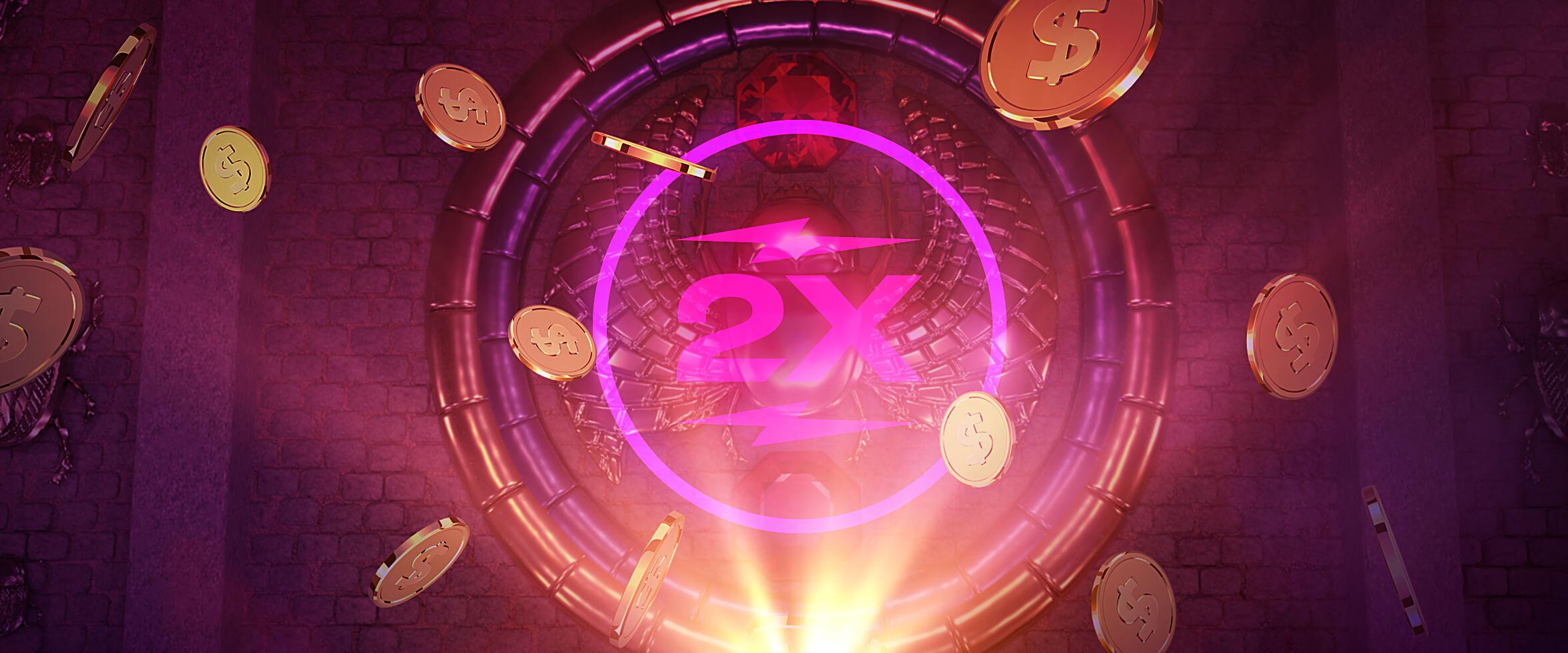 2x Speed Merkur Gamingin peleihin